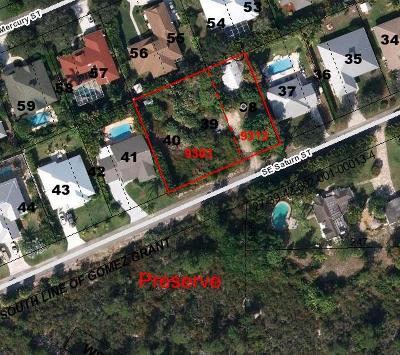 Hobe Sound Single Family Home Contingent: 9313 SE Saturn Street