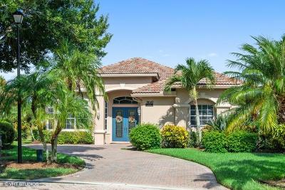 Port Saint Lucie Single Family Home For Sale: 9640 Crooked Stick Lane