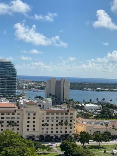 West Palm Beach Condo For Sale: 550 Okeechobee Boulevard #Mph-19