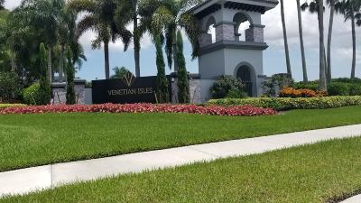 Boynton Beach Single Family Home For Sale: 8058 Duomo Circle