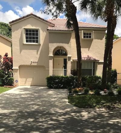 Coral Springs Single Family Home For Sale: 654 NW 88th Drive