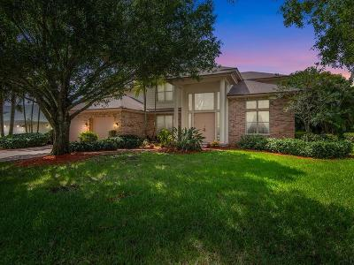 Martin County Single Family Home For Sale: 1892 SW Oakwater Point