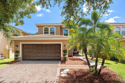 Boynton Beach Single Family Home For Sale: 10426 Gentlewood Forest Drive
