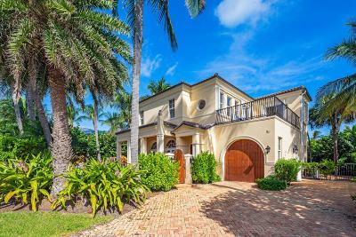 Ocean Ridge Single Family Home For Sale: 31 Hersey Drive