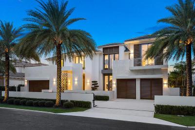 Boca Raton Single Family Home For Sale: 249 W Alexander Palm Road