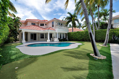 North Palm Beach Single Family Home For Sale: 713 Maritime Way