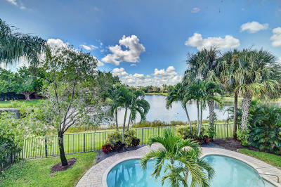 Delray Beach Single Family Home For Sale: 9779 Savona Winds Drive