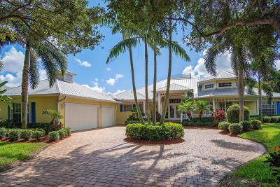 Port Saint Lucie Single Family Home For Sale: 2610 SW River Shore Drive
