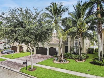 Boynton Beach Single Family Home For Sale: 10908 Sunset Ridge Circle