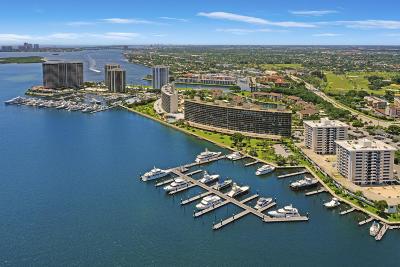 North Palm Beach Condo For Sale: 1200 Marine Way #Ph 8/916
