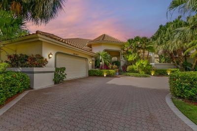 Boca Raton Single Family Home For Sale: 10467 Stonebridge Boulevard