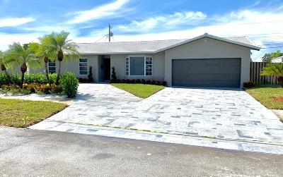 Deerfield Single Family Home For Sale: 1226 SE 14th Street
