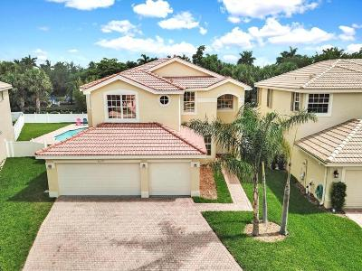 Greenacres Single Family Home For Sale: 5039 Solar Point Drive