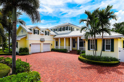 North Palm Beach FL Single Family Home For Sale: $2,995,000