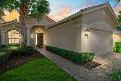 St Lucie County Single Family Home For Sale: 7236 Maidstone Drive