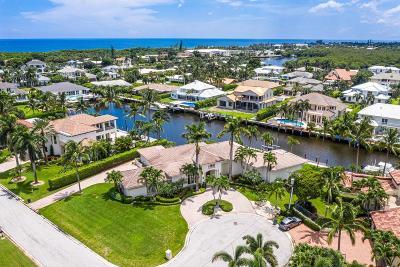 Ocean Ridge Single Family Home For Sale: 47 Spanish River Drive
