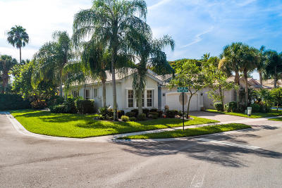 Boynton Beach Single Family Home For Sale: 11120 Ihilani Way