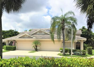 Boynton Beach Single Family Home Contingent: 10840 Stafford Circle