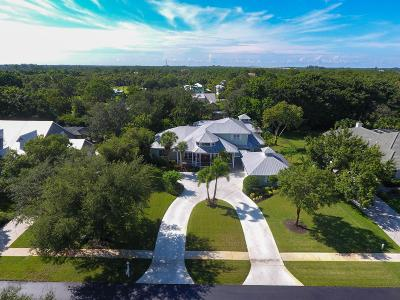Palm City Single Family Home For Sale: 5661 SW Orchid Bay Drive