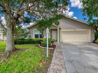 Martin County Single Family Home For Sale: 8961 SW Chevy Circle