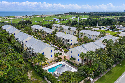 Juno Beach Townhouse For Sale: 463 Juno Dunes Way