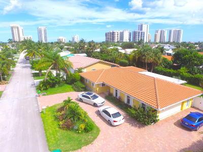 Singer Island Single Family Home For Sale: 1161 Bimini Lane