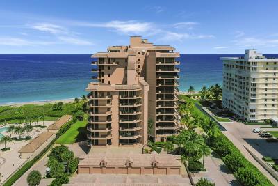Juno Beach Condo For Sale: 530 Ocean Drive #701