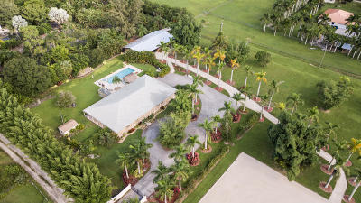 Loxahatchee Groves Single Family Home For Sale: 2269 B Road