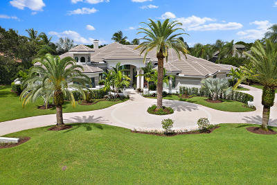 Jupiter Single Family Home For Sale: 208 Locha Drive