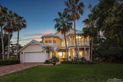 Ocean Ridge Single Family Home For Sale: 37 Spanish River Drive
