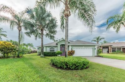 Vero Beach Single Family Home For Sale: 3725 8th Place