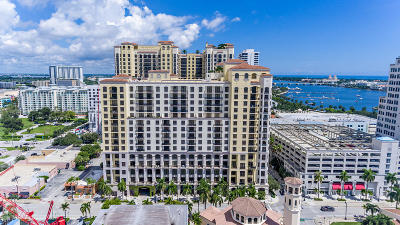 West Palm Beach Condo For Sale: 801 S Olive Avenue #1112