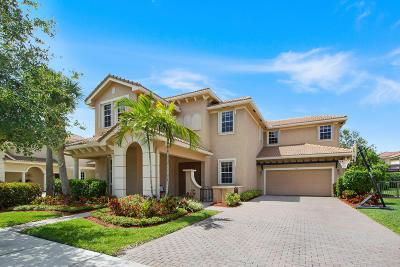 Jupiter Single Family Home For Sale: 107 Via Azurra