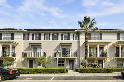 Jupiter Townhouse For Sale: 409 Schoolhouse Road