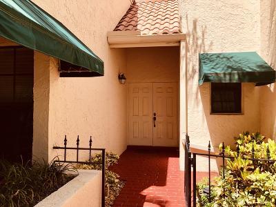 Boca Raton Single Family Home For Sale: 6668 Las Flores Drive