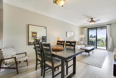 Palm Beach Gardens Condo For Sale: 4883 Pga Boulevard #303