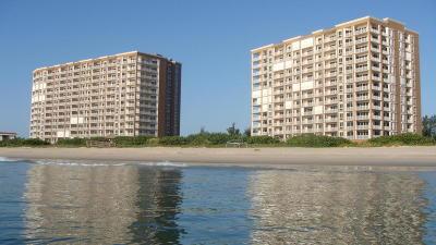 Hutchinson Island Condo For Sale: 4160 Highway A1a #1002