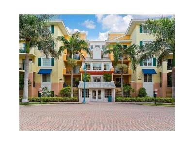 Delray Beach Condo For Sale: 255 NE 3rd Avenue #2504