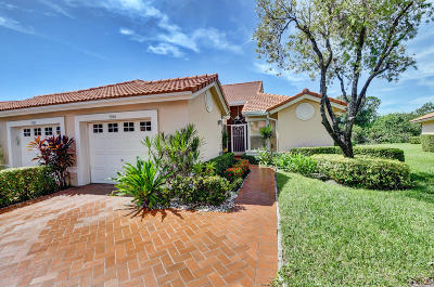 Boynton Beach Single Family Home For Sale: 7594 Seafoam Court