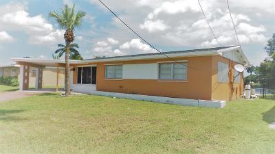 Palm Springs Single Family Home For Sale: 232 Tam O Shanter Drive