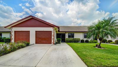 Jupiter Townhouse For Sale: 120 Moccasin Trail S