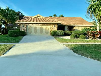 Boynton Beach Single Family Home For Sale: 5335 Piping Rock Drive