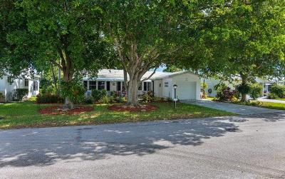 Boynton Beach Single Family Home For Sale: 2211 SW Roma Way