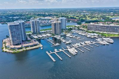 North Palm Beach Condo For Sale: 115 Lakeshore Drive #548
