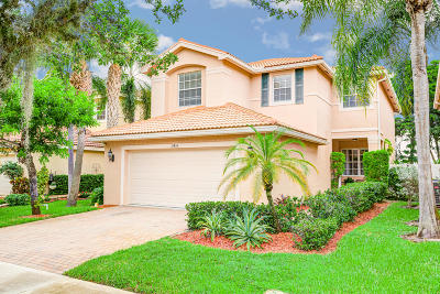Royal Palm Beach Single Family Home Contingent: 11455 Blue Violet Lane