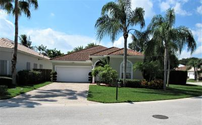 West Palm Beach Single Family Home For Sale: 3182 El Camino Real