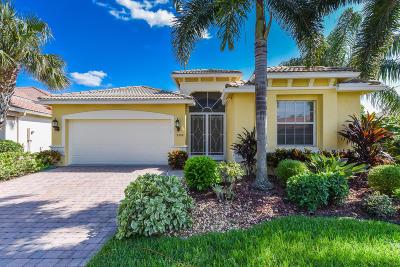 Lake Worth Single Family Home For Sale: 8208 Parini Way