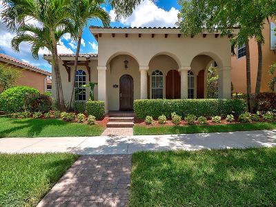 Jupiter Single Family Home For Sale: 107 Bilboa Drive