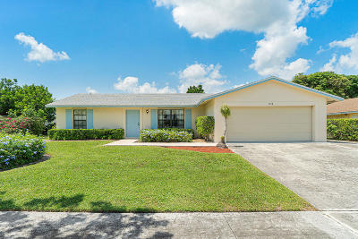 Royal Palm Beach Single Family Home For Sale: 234 La Mancha Avenue