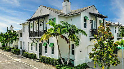 Delray Beach Townhouse For Sale: 1000 Phillips Road
